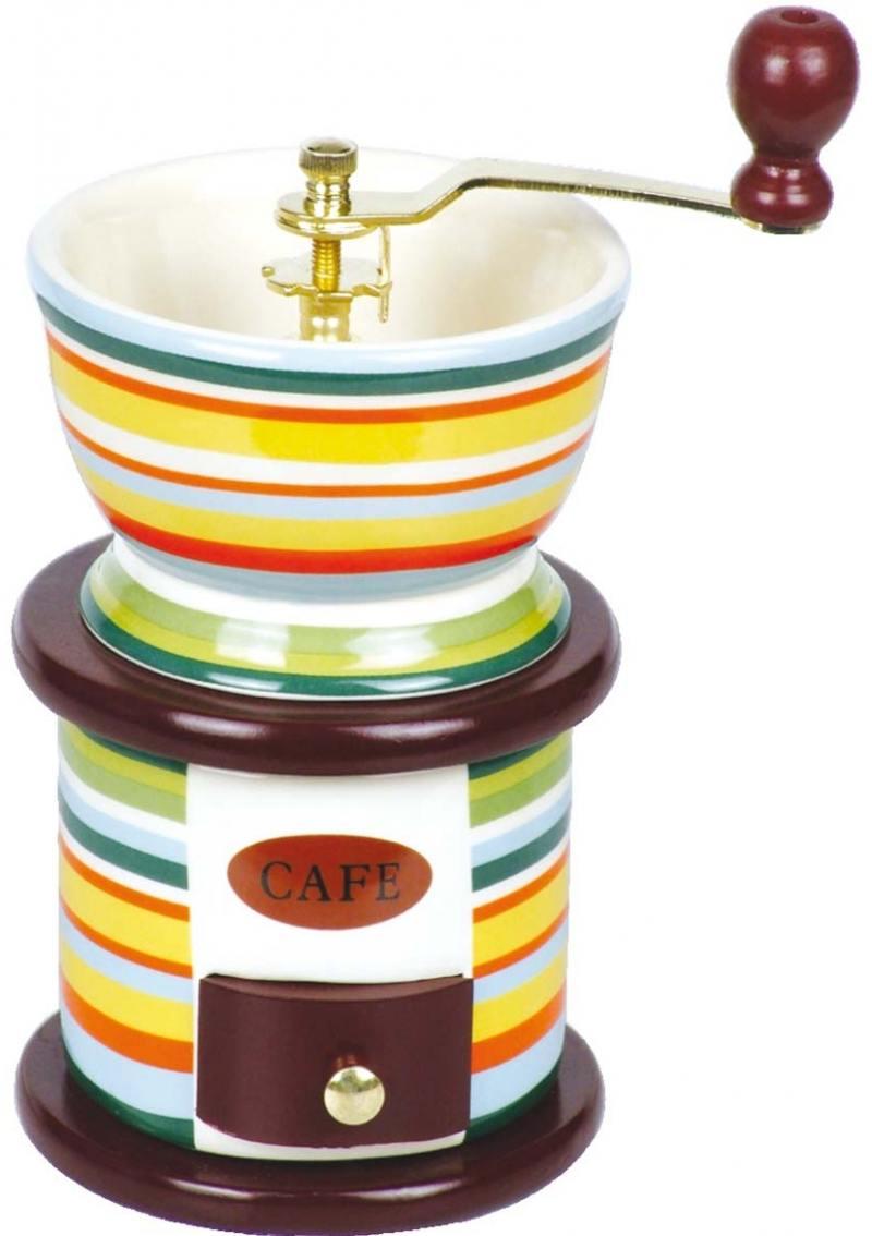 Кофемолка Bekker BK-2517 ручная