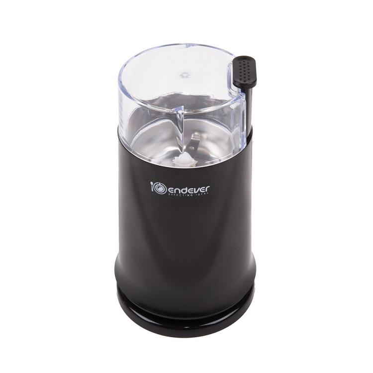 Кофемолка ENDEVER Costa-1052 200 Вт черный кофеварка endever costa 1042