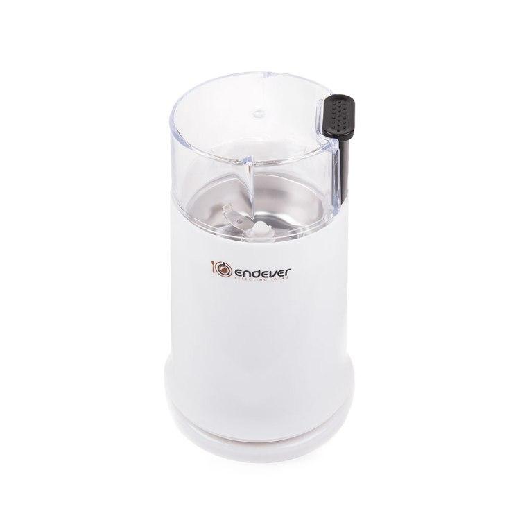 Кофемолка ENDEVER Costa-1051 200 Вт белый