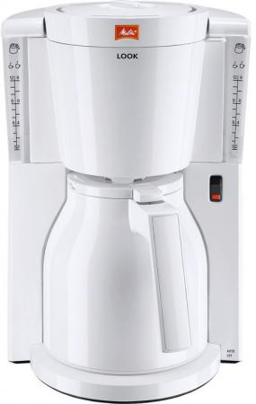 Кофеварка Melitta Therm Basic 1000 Вт белый melitta 2790000076