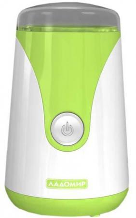 Кофемолка Ладомир 6-4 180 Вт зеленый