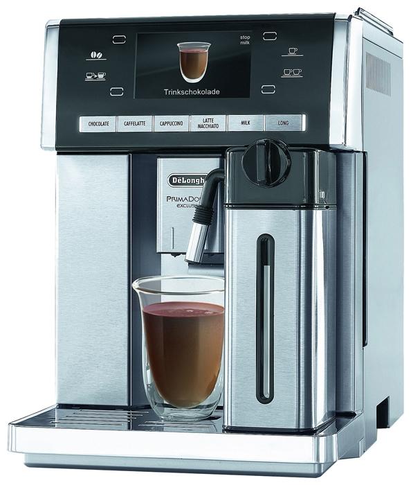 Кофемашина DeLonghi ESAM 6900 M мощность 1350Вт, давление помпы 15Бар, регулировка степени помола, тип кофе- молотый/зерновой, таймер, самоочистка, ка кофемашина delonghi ecam350 15 b 1450вт 15бар механ