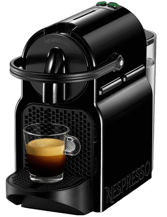 Кофеварка DeLonghi Nespresso EN 80.B кофеварка delonghi en 500 w nespresso 1700 вт белый