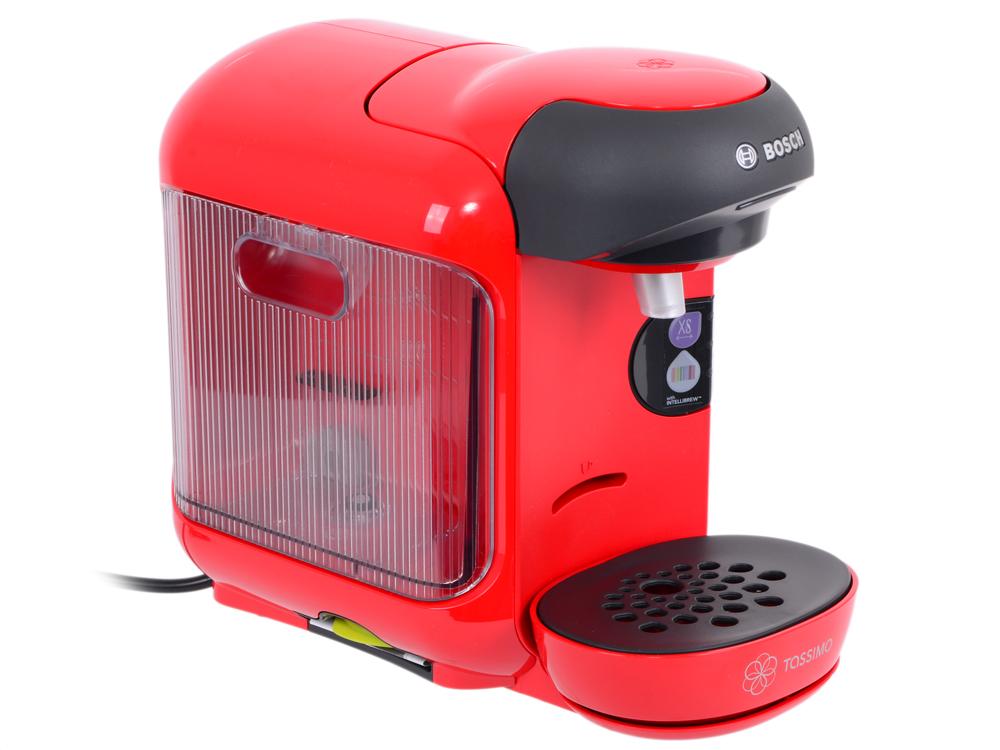 Кофемашина Bosch TAS1253 1300 Вт красный