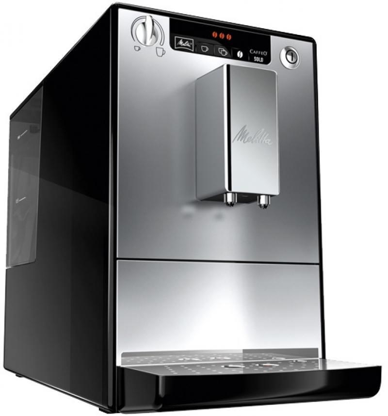 Кофемашина Melitta Caffeo Solo E 950-103 1400 Вт — кофемашина melitta caffeo solo pure silver e 950 103