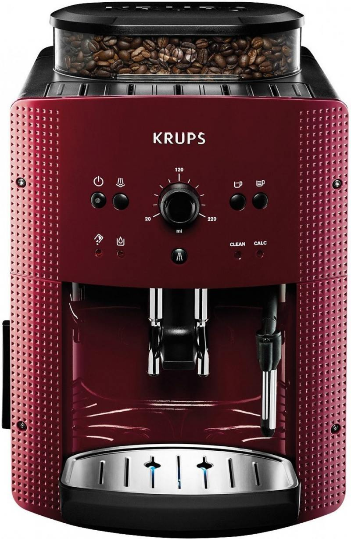Кофемашина Krups EA810770 1450 Вт красный цена