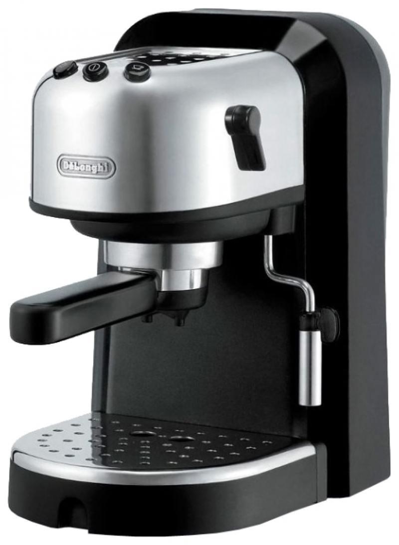 Кофемашина DeLonghi EC 271.B 1100 Вт черный