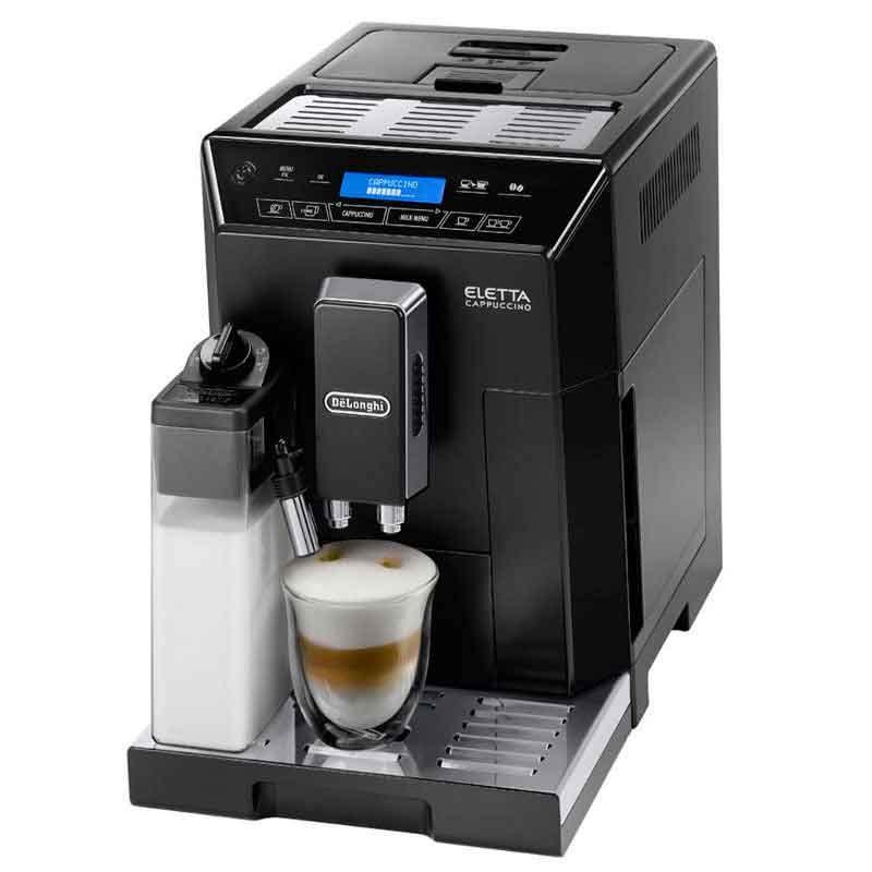 Кофемашина DeLonghi ECAM 44.664.B кофемашина delonghi ecam 350 15 b dinamica