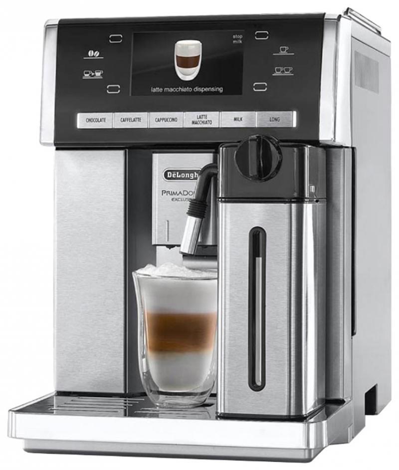 Кофемашина DeLonghi ESAM 6904 M 1350 Вт серебристый кофемашина delonghi ecam350 15 b 1450вт 15бар механ