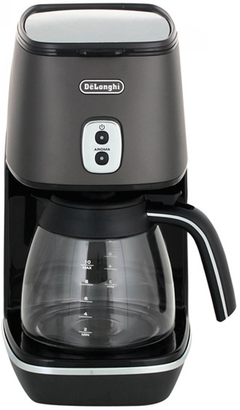 Кофеварка DeLonghi ICMI211.BK