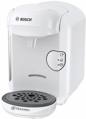 Кофемашина Bosch Tassimo TAS1404 1300Вт белый кофемашина bosch tes 51523