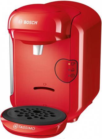 Кофемашина Bosch Tassimo TAS1403 1300Вт красный кофемашина bosch tes 51523