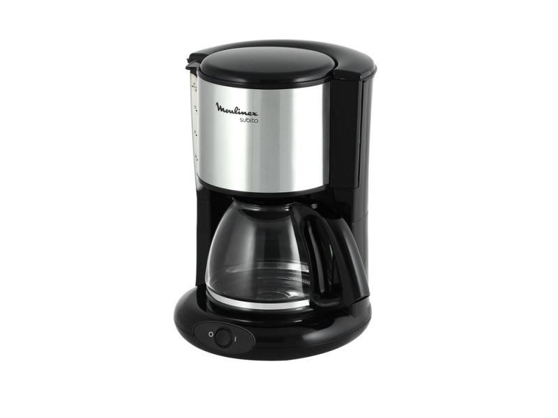 Кофеварка Moulinex FG360830 капельная 1000Вт 1.25л черный кофеварка moulinex fg360830 капельная 1000вт 1 25л черный