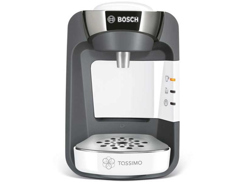 Кофемашина Bosch TAS3204 1300 Вт белый
