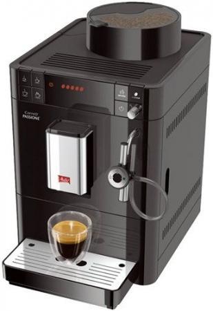 21548 Кофемашина Caffeo F 531-102 Passione Onetouch черная MELITTA кофемашина melitta caffeo passione [f 531 102]