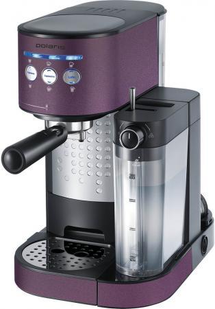 Кофеварка капельная Polaris PCM 1525E Adore Cappuccino 1350Вт дерево кофеварка капельная polaris pcm 1518ae