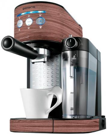 Кофеварка капельная Polaris PCM 1523E 1350Вт бордовый