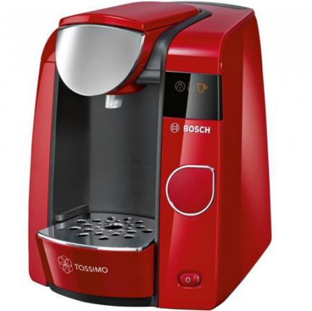 Кофемашина Bosch Tassimo TAS4503 1300Вт красный/черный кофемашина bosch tas4504 1300 вт белый