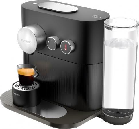 Кофеварка DeLonghi Nespresso EN350.G 1600Вт серый/черный