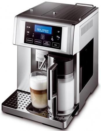 Кофемашина DeLonghi ESAM 6704M 1350 Вт серебристый кофемашина delonghi ecam350 15 b 1450вт 15бар механ