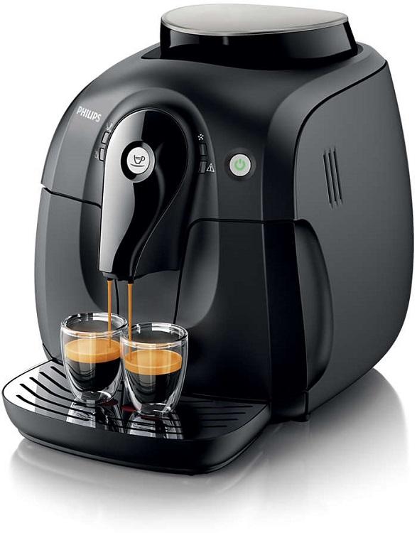 Кофемашина Philips HD8650/09 1400 Вт черный кофемашина philips hd8650 09 черный