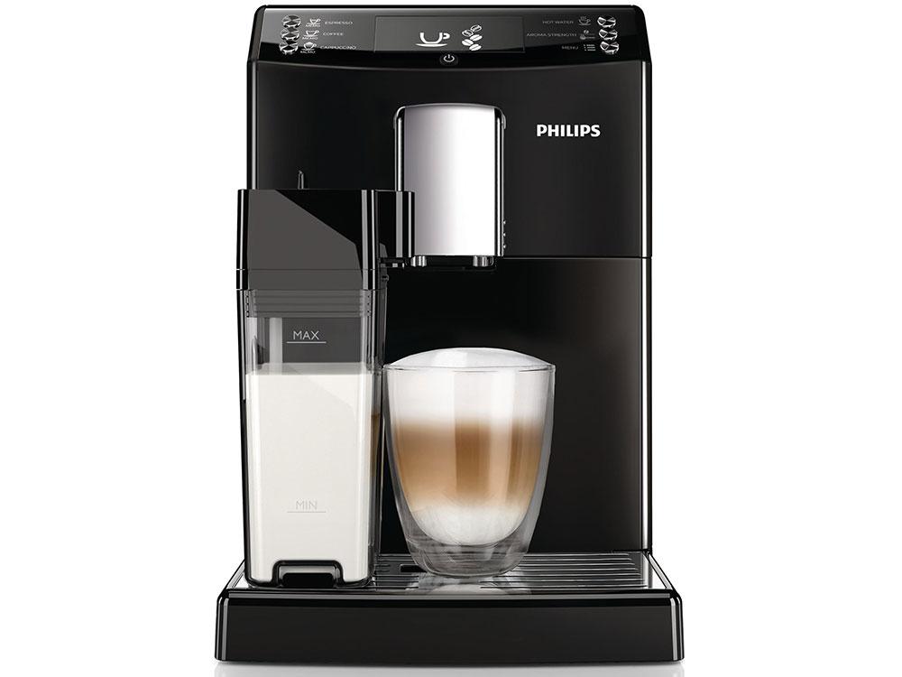 Кофемашина Philips EP3558/00 1850 Вт черный бетховен 2018 04 13t20 00