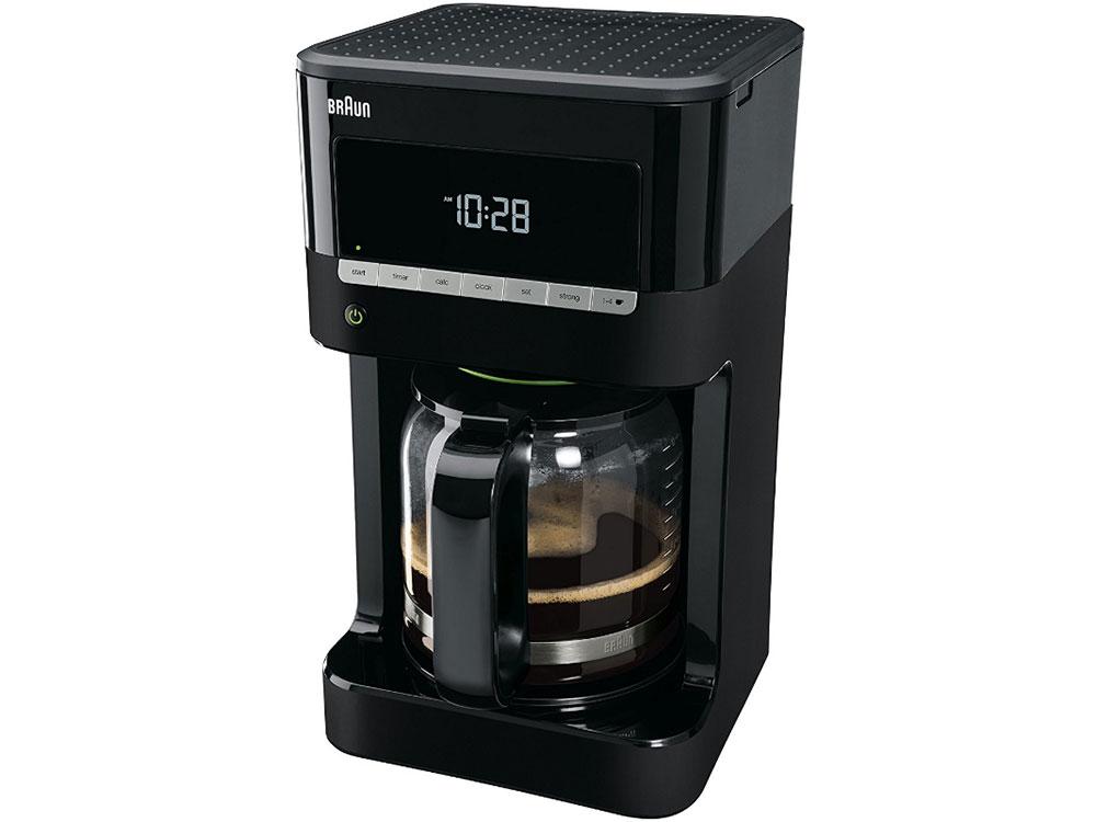 Кофеварка Braun KF 7020 BK чёрный