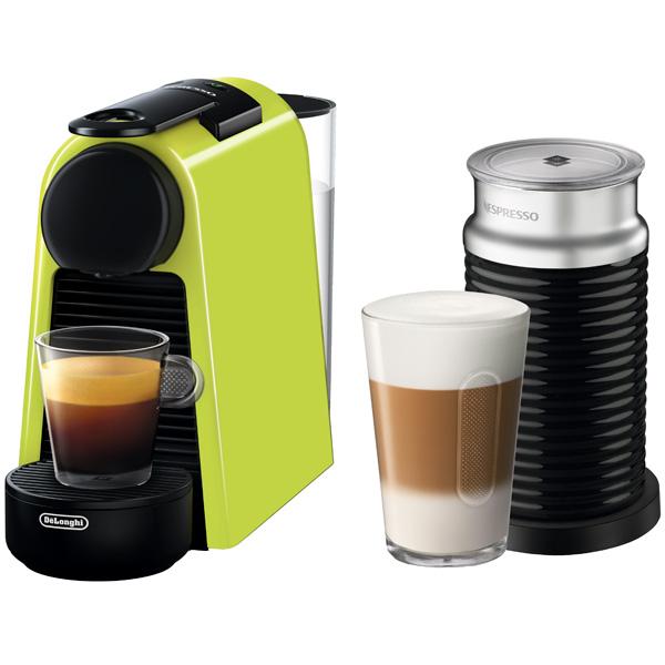 Кофеварка DeLonghi EN 85 LAE Nespresso кофеварка delonghi en 500 w nespresso 1700 вт белый