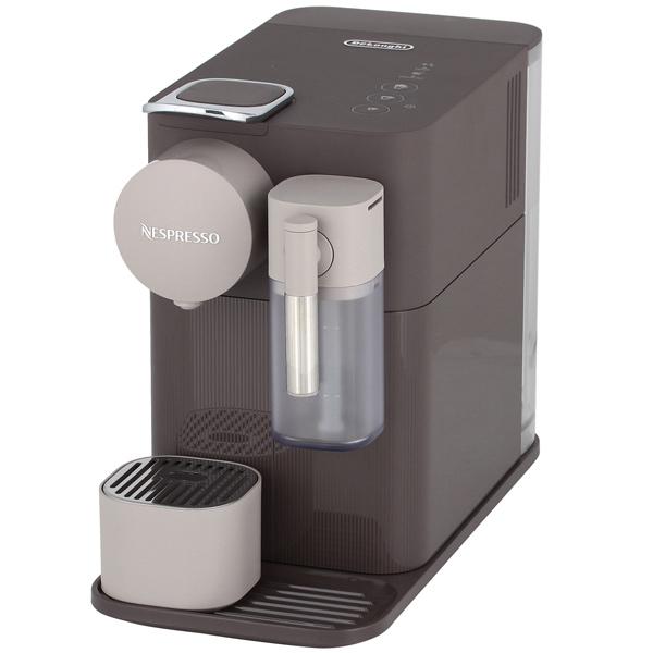 Кофеварка DeLonghi EN 500 BW Nespresso 1700 Вт коричневый кофеварка delonghi en 500 w nespresso 1700 вт белый