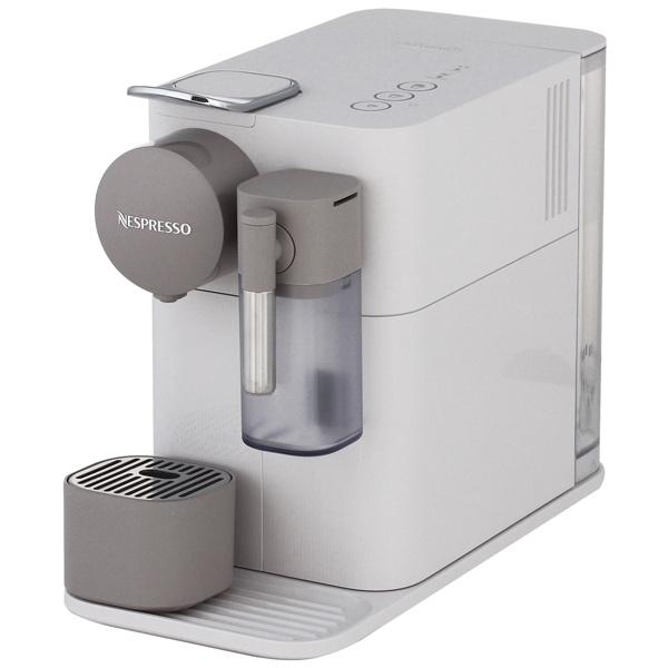 Кофеварка DeLonghi EN 500 W Nespresso 1700 Вт белый кофеварка delonghi en 500 w nespresso 1700 вт белый