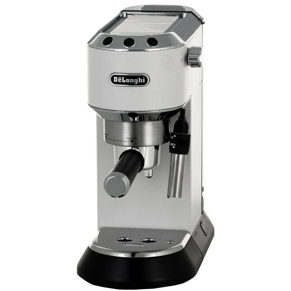 Кофеварка рожкового типа DeLonghi EC 685 W белый кофеварка delonghi ec 685 r