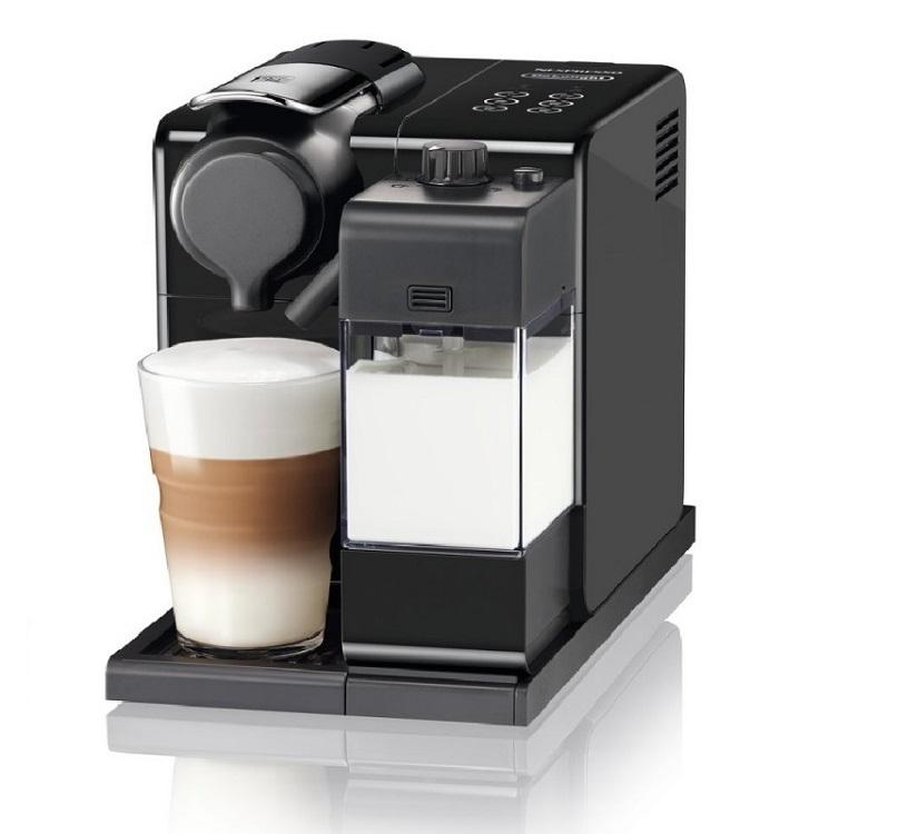 Кофемашина DeLonghi EN 560 B, капсульная, эспрессо, капучино, черный кофемашина капсульная delonghi en 126 pixie clips
