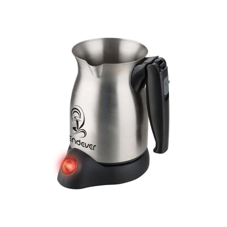 Кофеварка турка Endever Costa-1005 дорожная, 800Вт, 0,3л