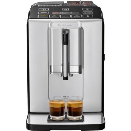Кофемашина Bosch TIS30321RW 1300Вт серебристый кофемашина bosch tes 51523