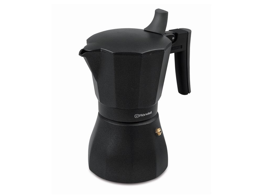 Гейзерная кофеварка Rondell RDA-994 9 чашек Kafferro цена