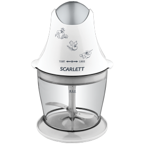 Электромельничка Scarlett SC - 442 (белый) от OLDI