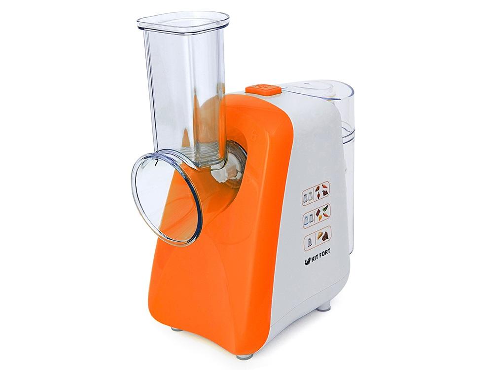 Терка электрическая Kitfort КТ-1318-2, 150Вт, оранжевый