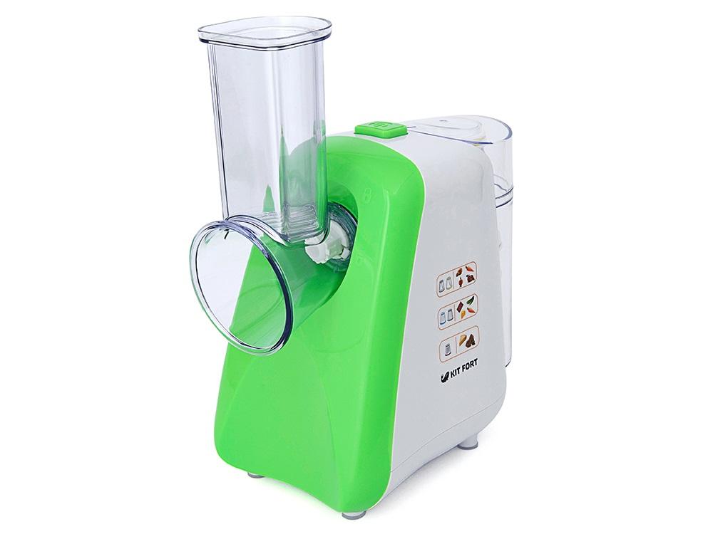 Терка электрическая Kitfort КТ-1318-3, 150Вт, зеленый