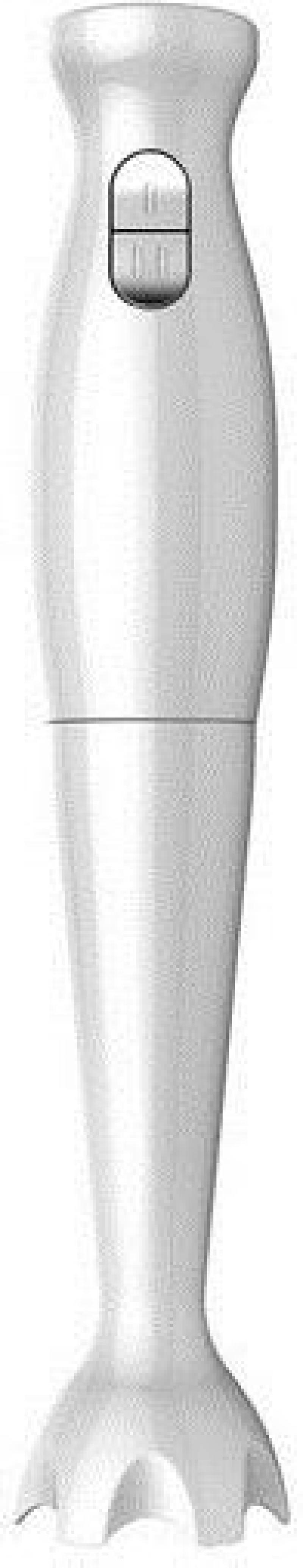 Блендер погружной Saturn ST-FP8063 300Вт белый