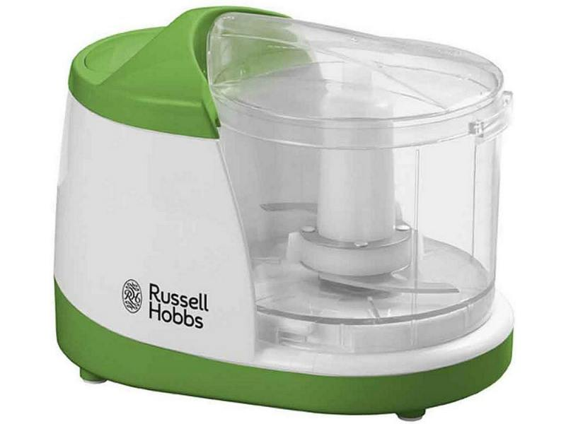 Измельчитель Russell Hobbs 19440-56 140Вт белый зелёный