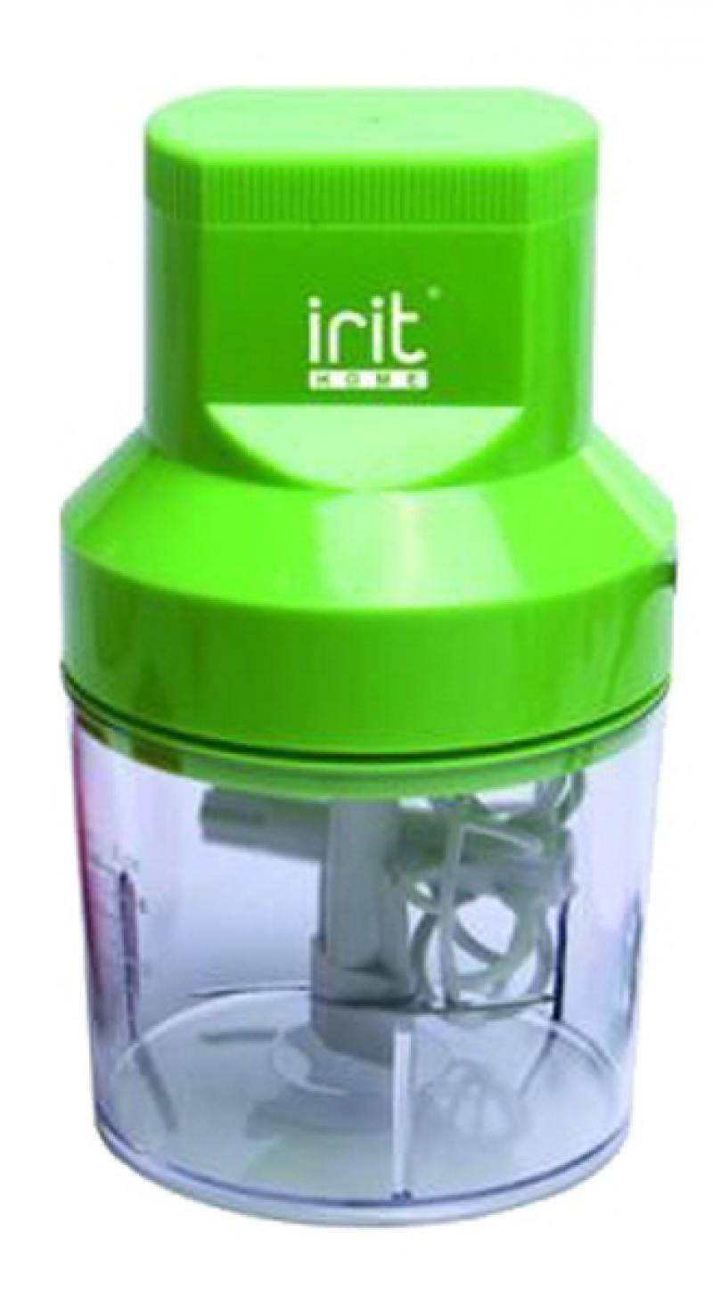 Измельчитель Irit IR-5041Вт зелёный миксер irit ir 5041