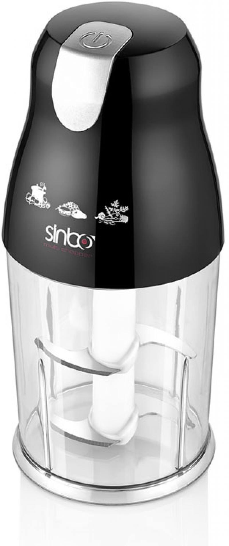 Измельчитель Sinbo SHB-3106 400Вт чёрный