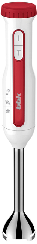 Блендер BBK KBH0604 белый/красный