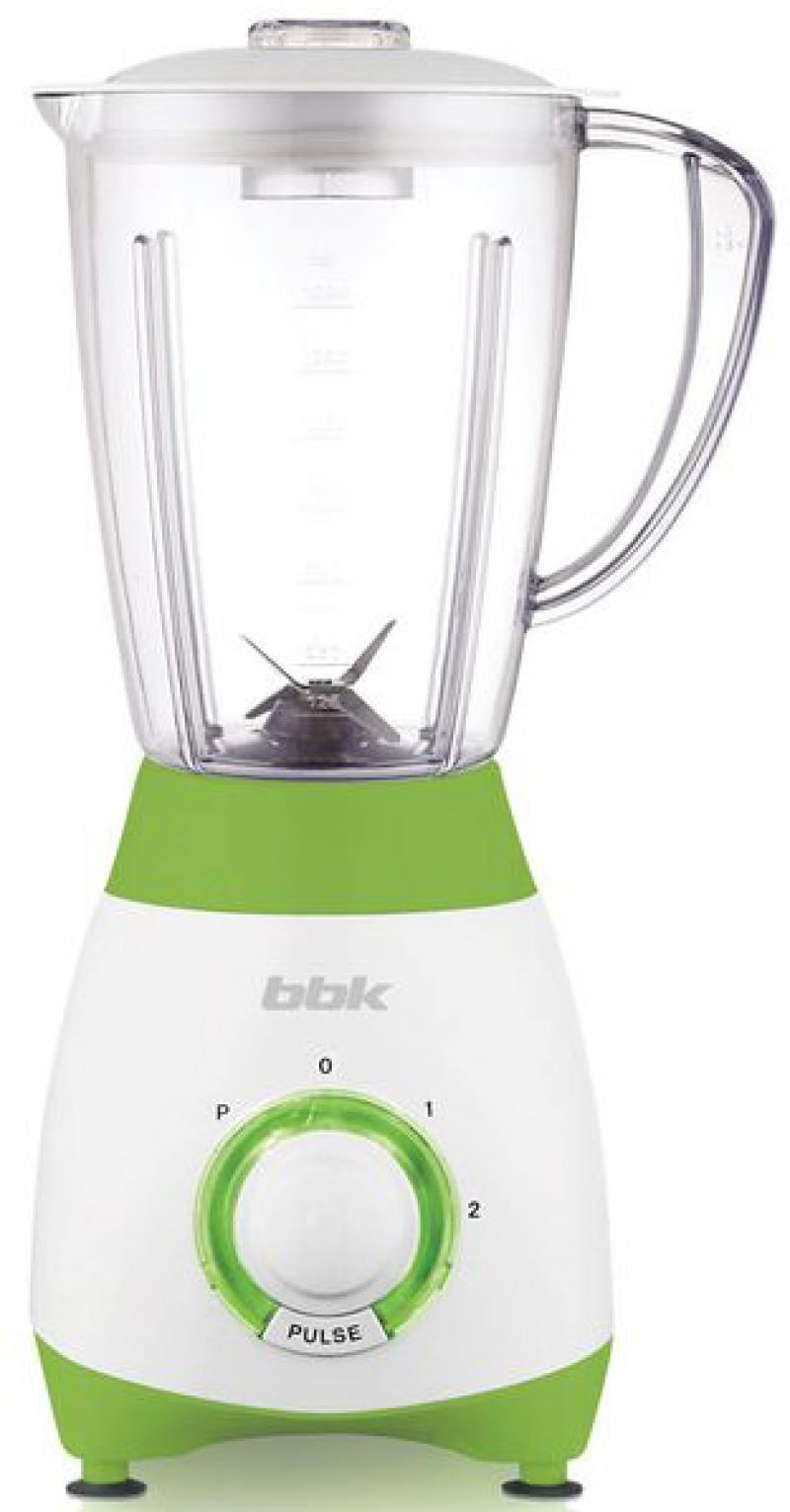 Блендер стационарный BBK KBS0505 500Вт белый зеленый