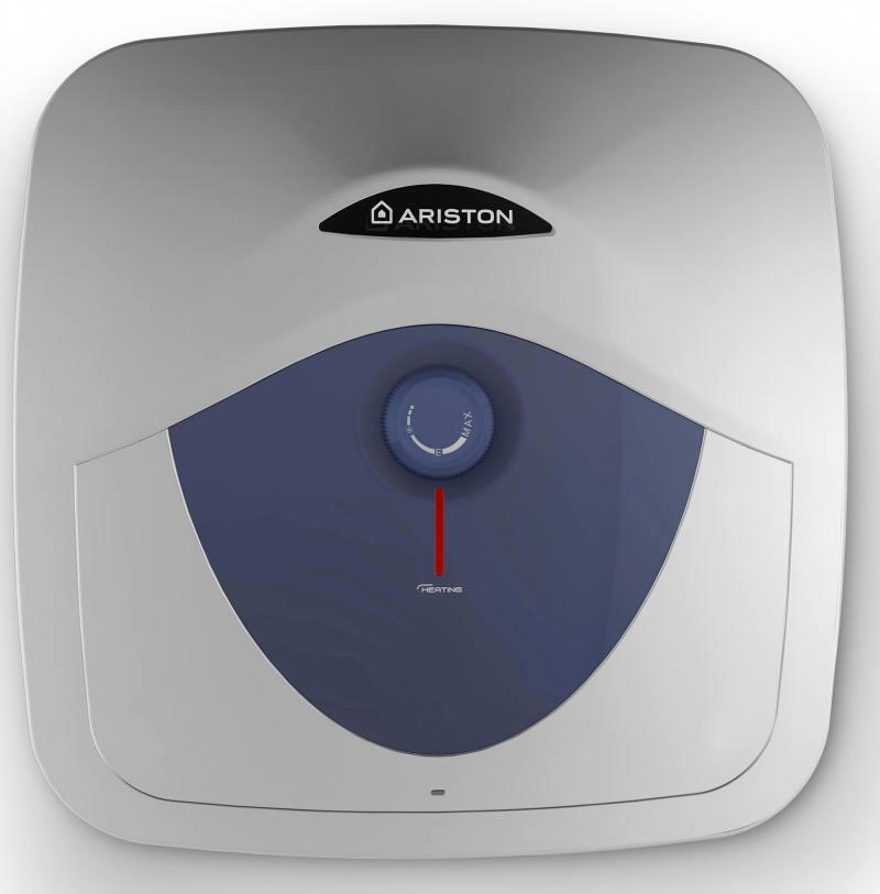 Водонагреватель накопительный Ariston ABS ABS BLU EVO RS 30 30л 1.5кВт серебристый 3100613