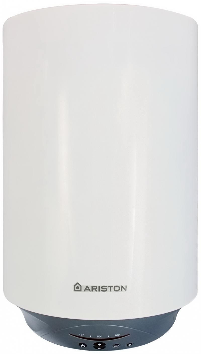 Водонагреватель накопительный Ariston ABS PRO ECO INOX PW 30 V SLIM 30л 2.5кВт белый
