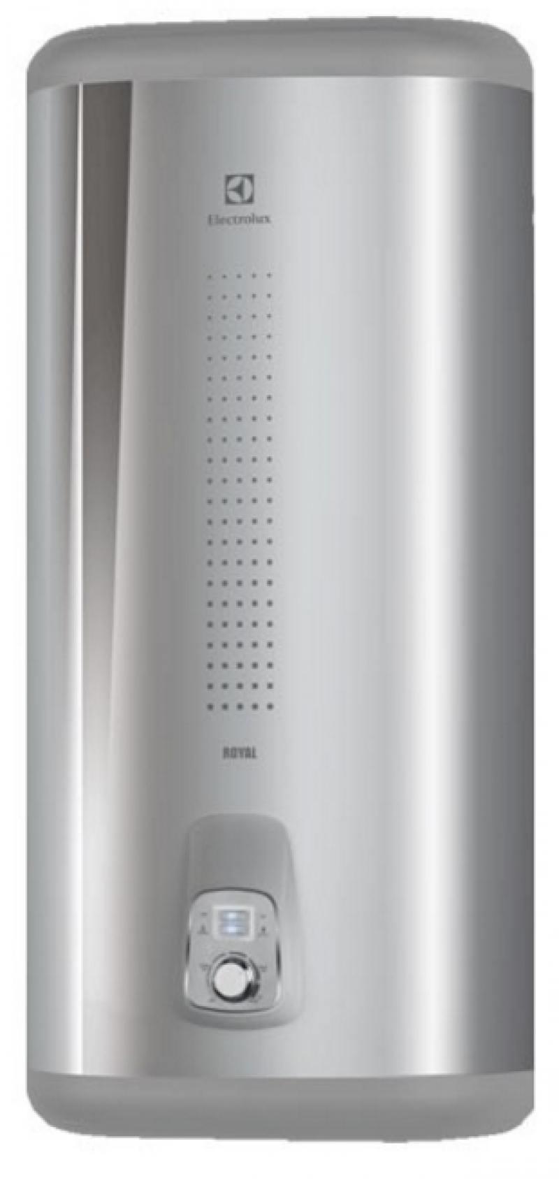 Водонагреватель накопительный Electrolux EWH 100 Royal Silver 100л, плоский, 2кВт, механическое упр.