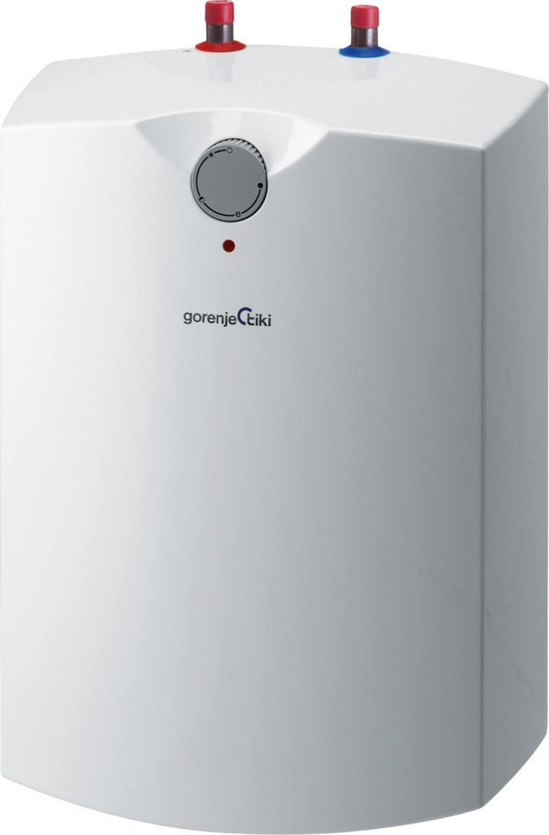 Водонагреватель накопительный Gorenje GT5O/V6 5л 2кВт водонагреватель накопительный gorenje gt10u v6 10л 2квт