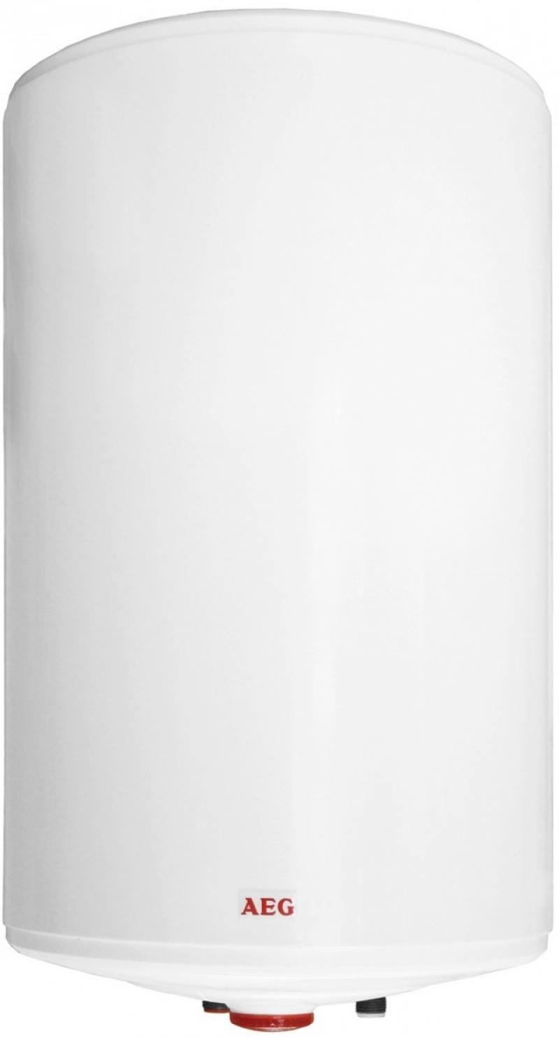 Водонагреватель накопительный AEG EWH 50 Slim 50л 2кВт белый стоимость