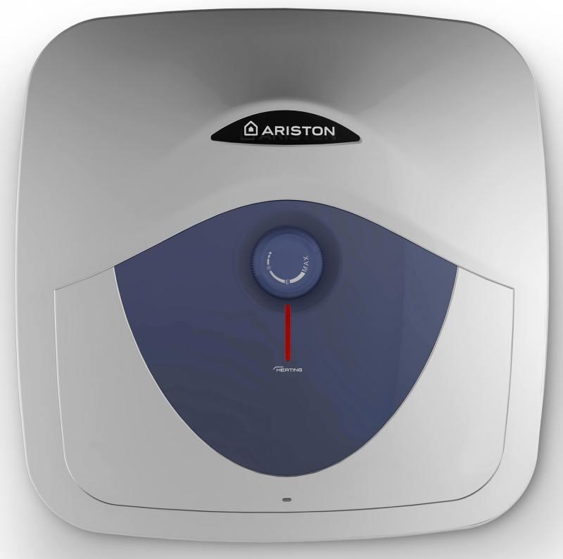 Водонагреватель накопительный Ariston ABS BLU EVO RS 10U 10л 1.2кВт серебристый 3100609